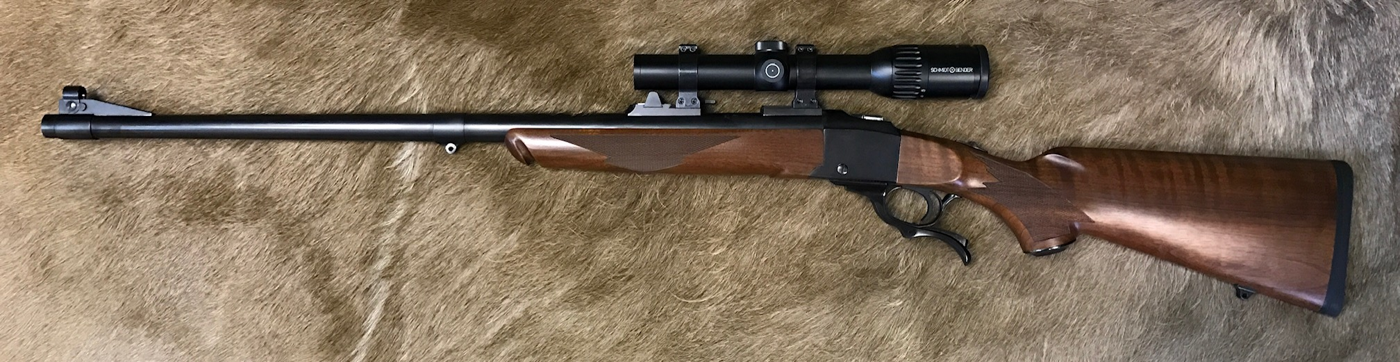 NECG Ruger No.1 20 Bore Slug Gun Conversion