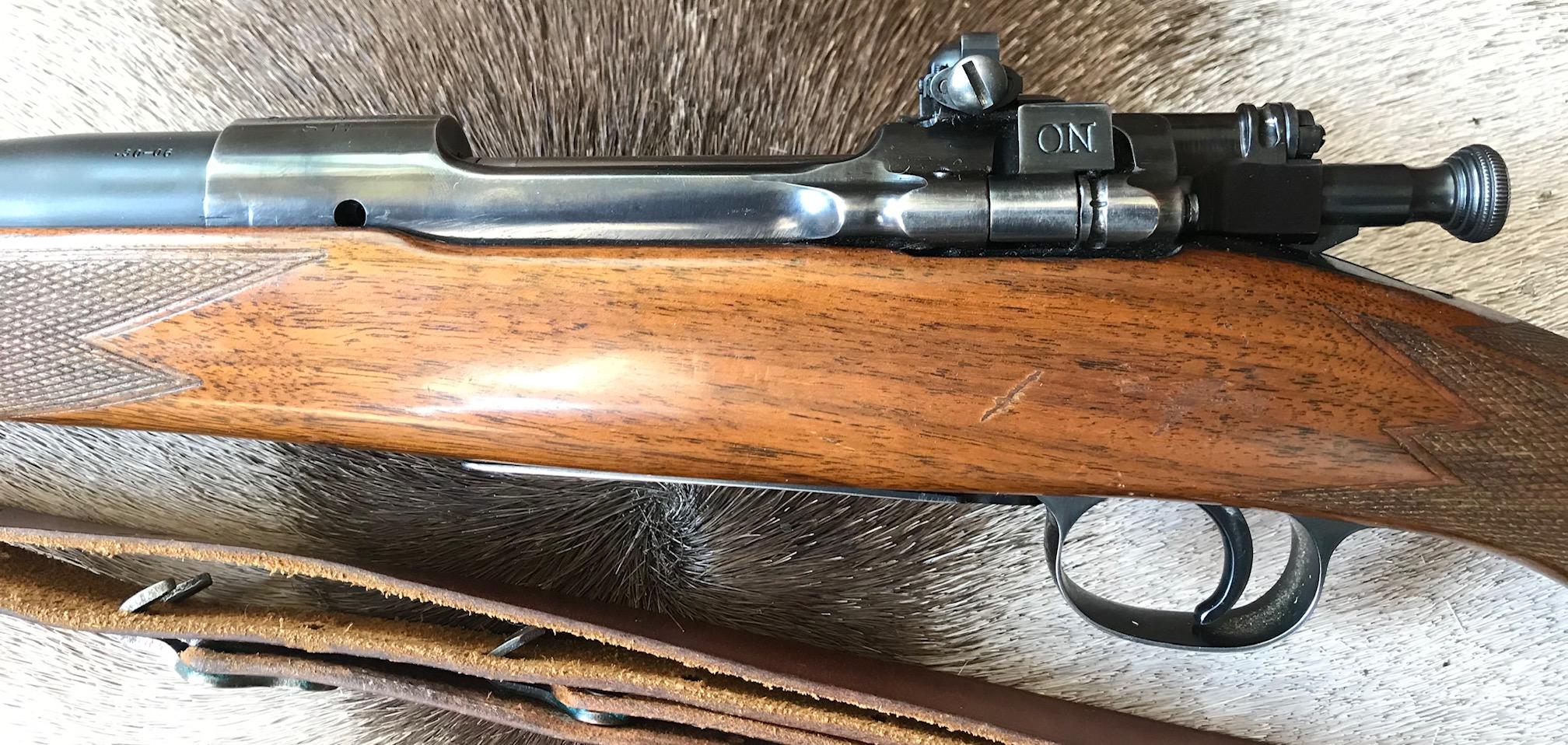 1903 Remington-made Springfield Custom Rifle in .30-06