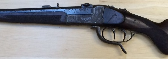 Restorations & Gunsmithing   New England Custom Gun Service